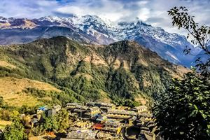 Annapurna Luxury Trek teaser