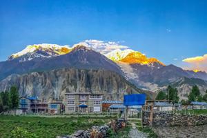 Cycling Annapurna teaser
