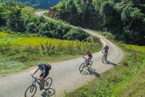 Cycling around Kathmandu Teaser
