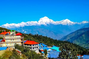 Ghorepani and Poon Hill teaser