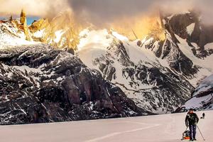 Patagonia Icefield Trek teaser
