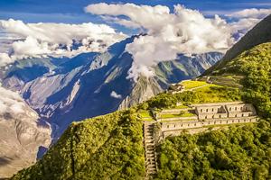 Choquerquirao Trek to Machu Picchu trekking tour