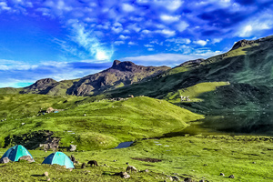 Lares trek to Machu Picchu tour teaser