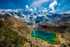 Salkantay Trek to Machu Picchu Tour