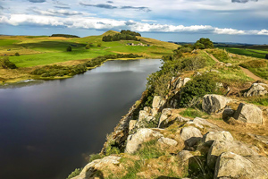 Hadrians Wall and Lake District Trekking tour teaser