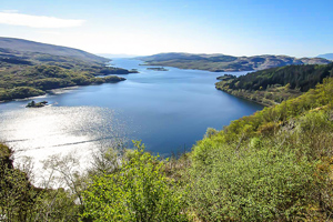 Loch Lomond and Cowal Way trekking tour teaser
