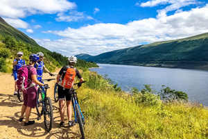 UK Bike across the Scotland tour teaser