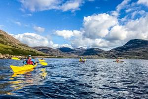 Kayaking in Scottish Highlands Tour Teaser