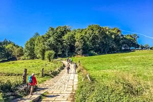 Portuguese Way Luxury walk tour teaser