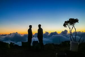 Mount Meru Climb Teaser