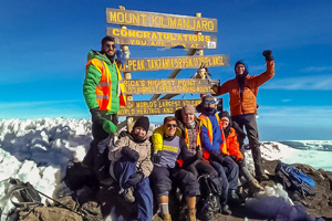 7-day Machame Route tour teaser