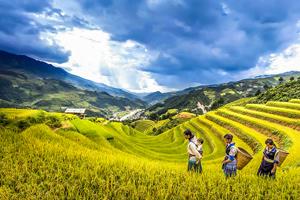 Northern Vietnam trekking tour teaser