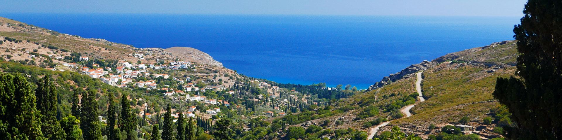 Autentic Islands hiking in Greece