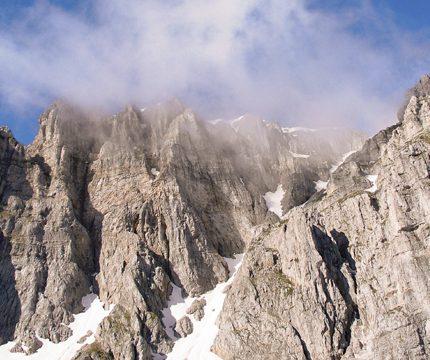 Pindos Mountains on tour of Pindos Mountains trail in Greece
