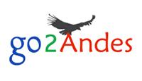 Tour Operator Go2Andes Logo