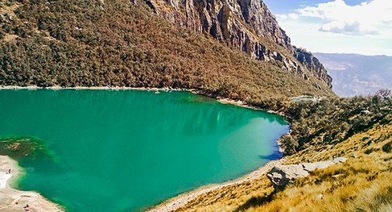Day hiking from Huaraz