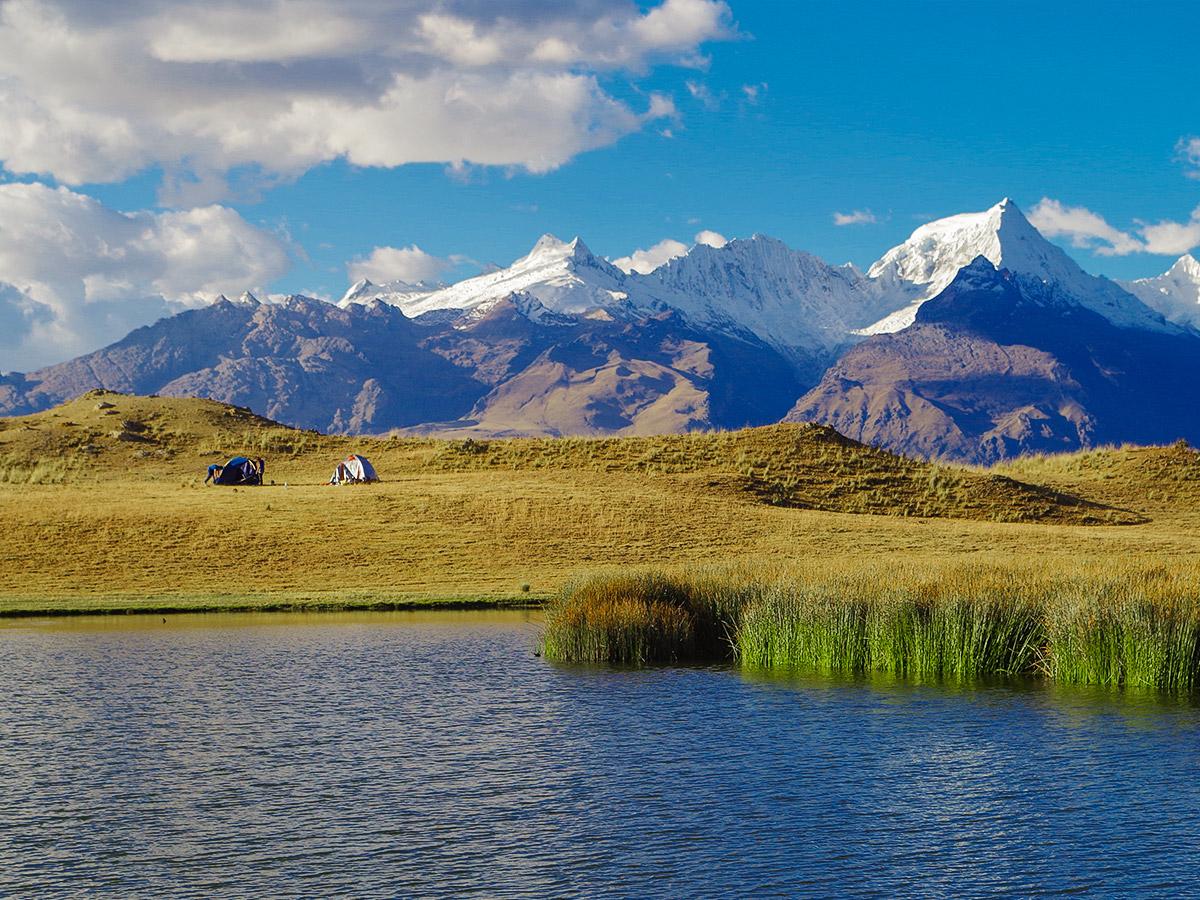 Kharut Peak & Godwin Austin Glacier on K2 Base Camp and Gondogoro La Trek in Pakistan