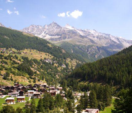 Haute Route to Zermatt Highlights