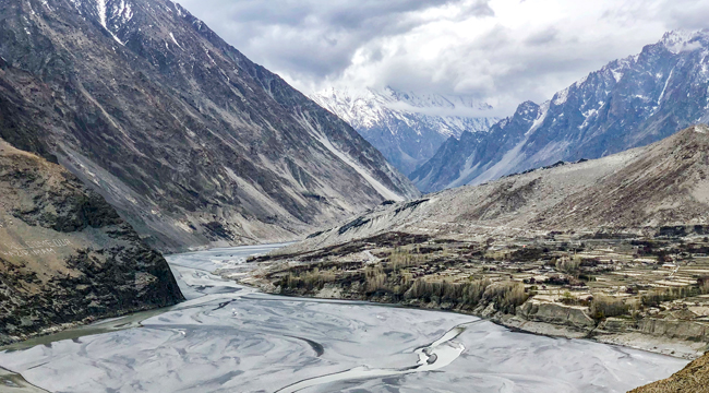 Hunza Valley Overland Tour