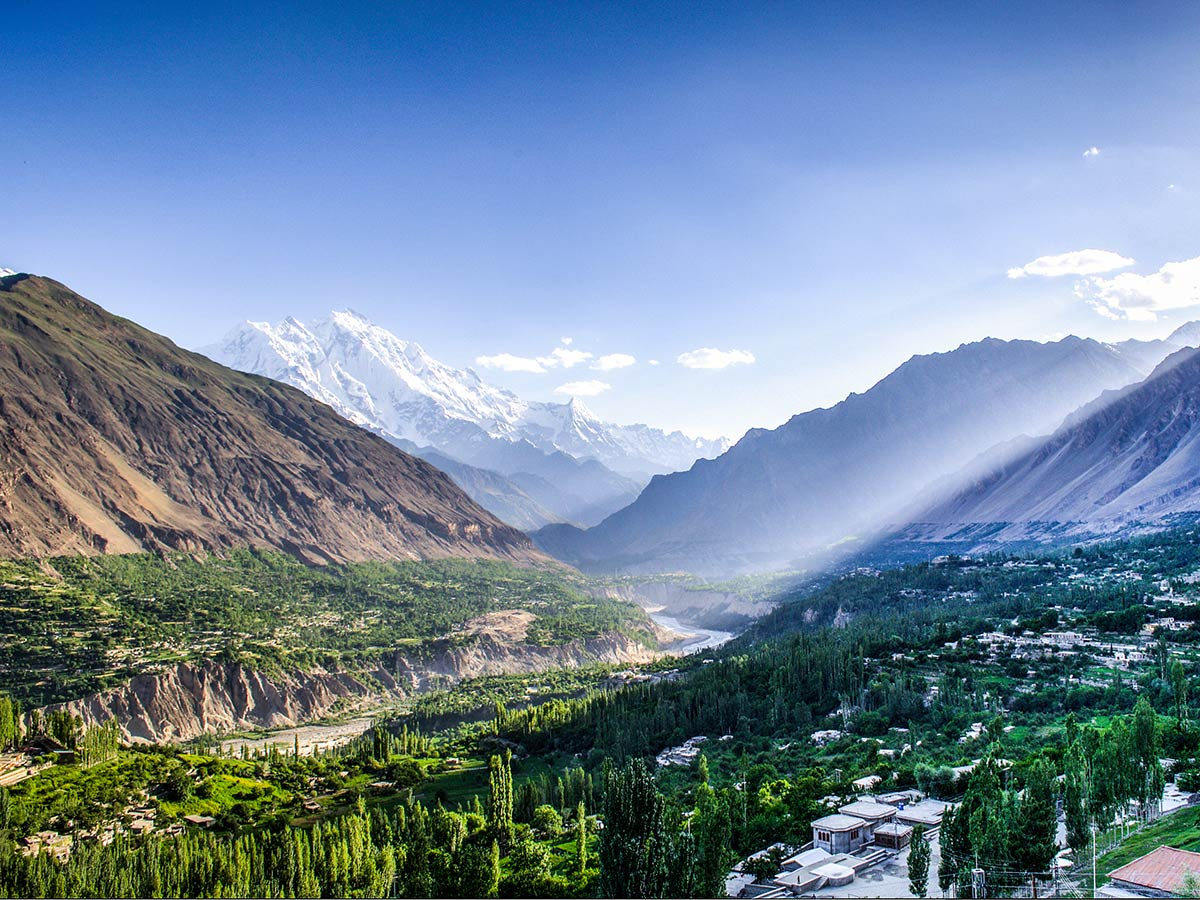 Hunza Valley on Hanza Valley Overland Tour