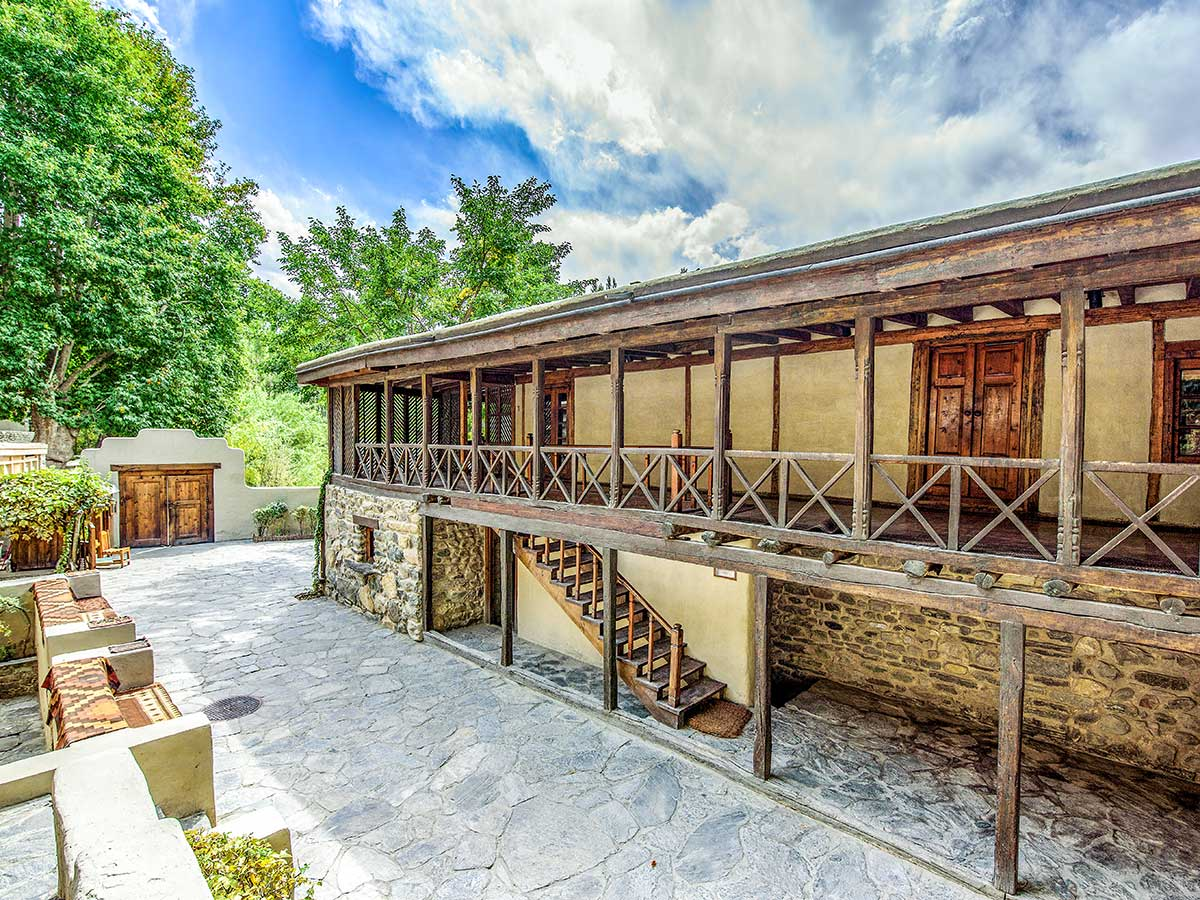 Shigar Fort on guided Overland Tour in Skardu Valley Pakistan