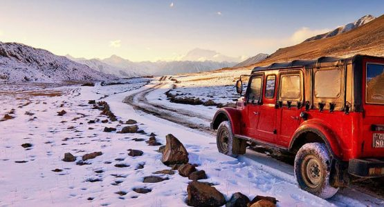 Skardu Valley Overland Tour