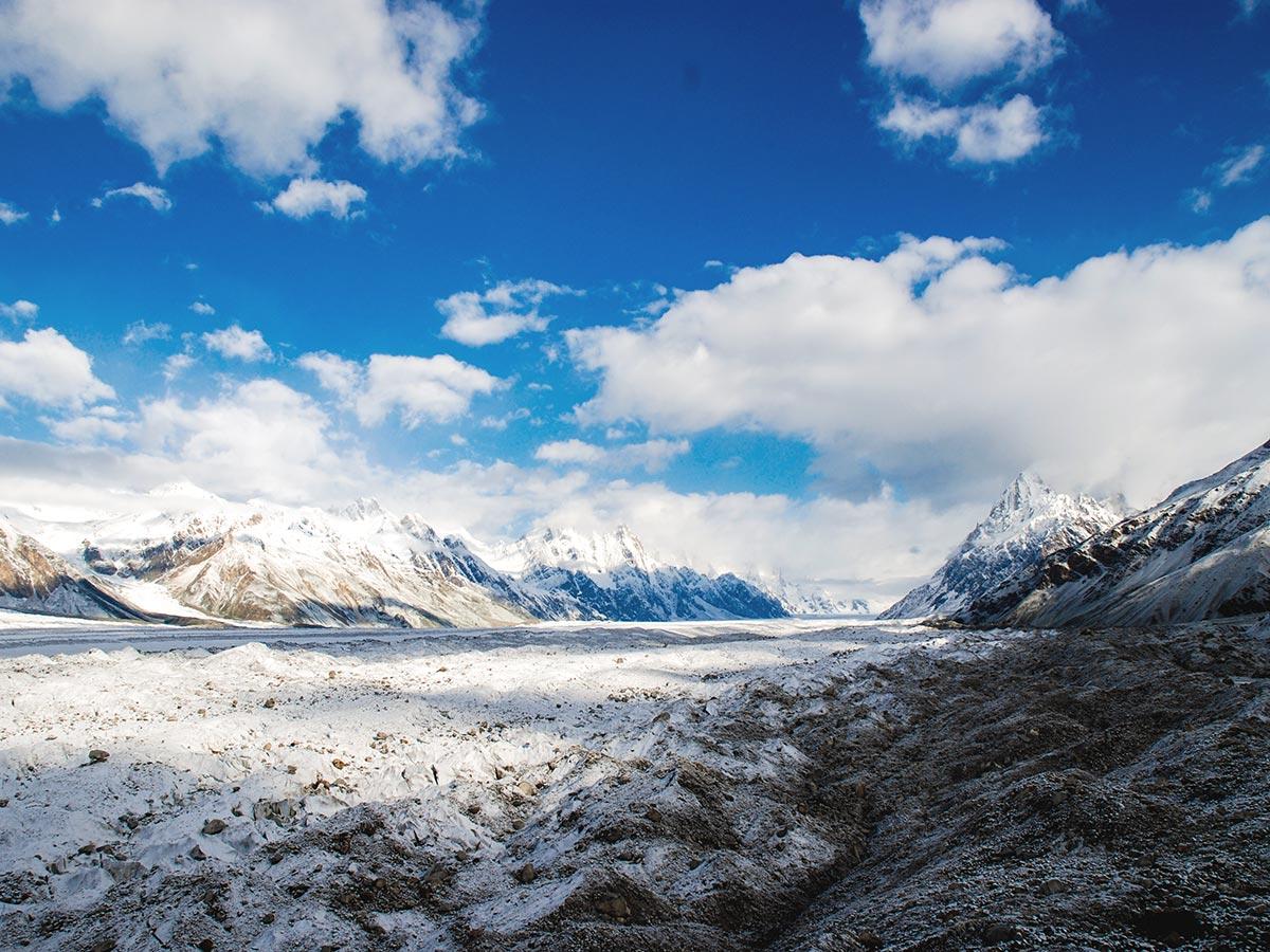 Biantha Biafo Glacier