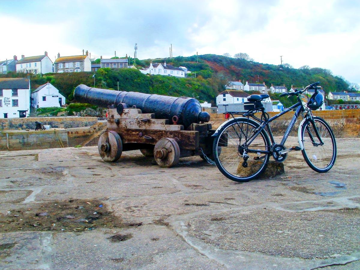 Cornwall Cycling Bike Canon
