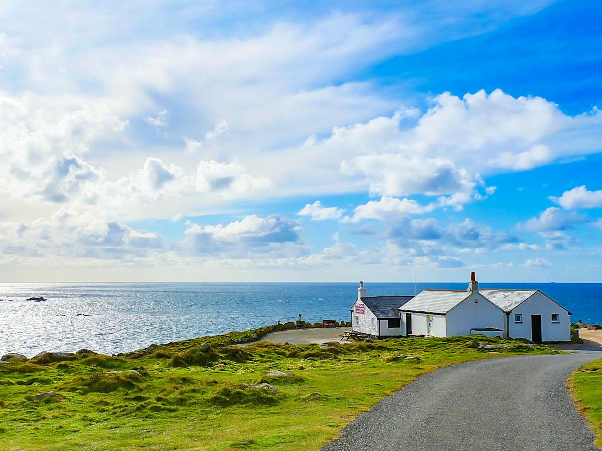 Cornwall Lands End Credit Ian Niemannski Pixabay where relevant