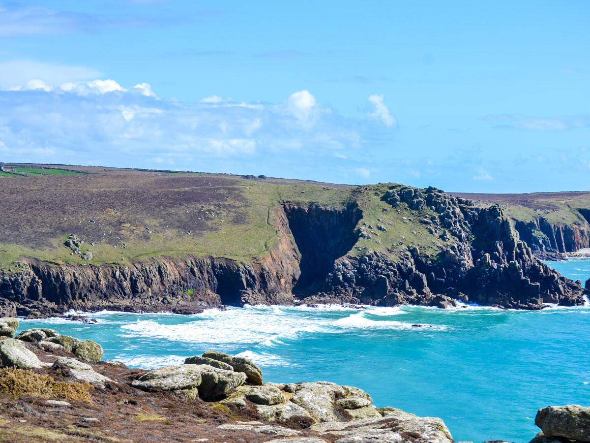Cornwall cove