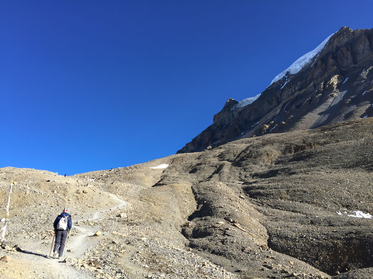 Hiking the Annapurna Circuit trek in Nepal is every hikers dream