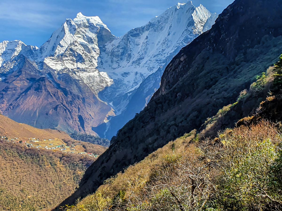 Everest Base Camp and Gokyo Lake trek in Nepal is a stunning hike with amazing views of Himalayas