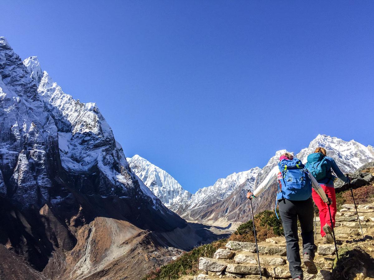 Manaslu Circuit trek in Nepal is a stunning hike with amazing views