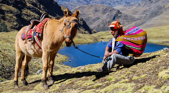 Peru Lares Trek