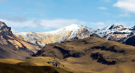 Los Nevados Hiking Tour