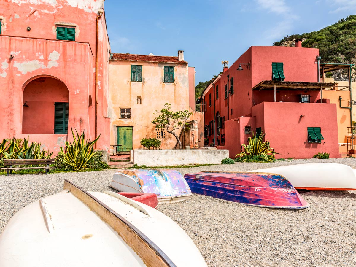 Self-guided West Liguria and Cote dAzur trek is a treat for culture lovers