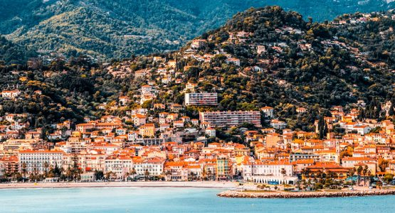 French and Italian Riviera Hiking