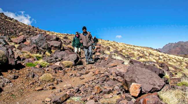 Mount Toubkal Summit & Sahara Tour