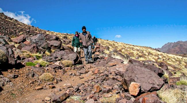 Mount Toubkal Summit & Sahara Tour