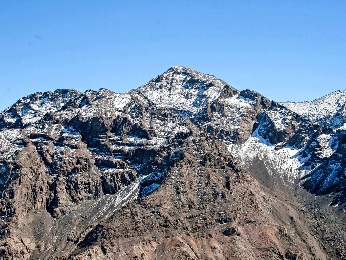 Villages Valleys and Mt Toubkal Climb tour in Atlas Mountains