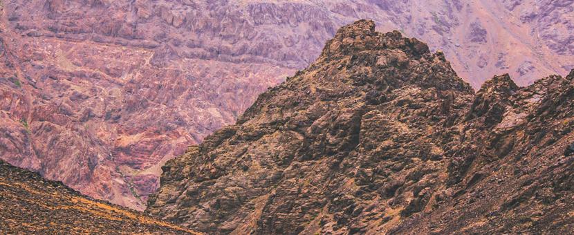 Mount Toubkal Summit Trek