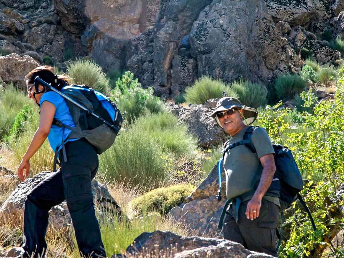 Mt Toubkal Circuit Trek in Morocco is an amazing adventure