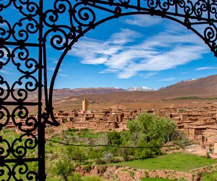 Kasbahs and Merzouga Desert Tour