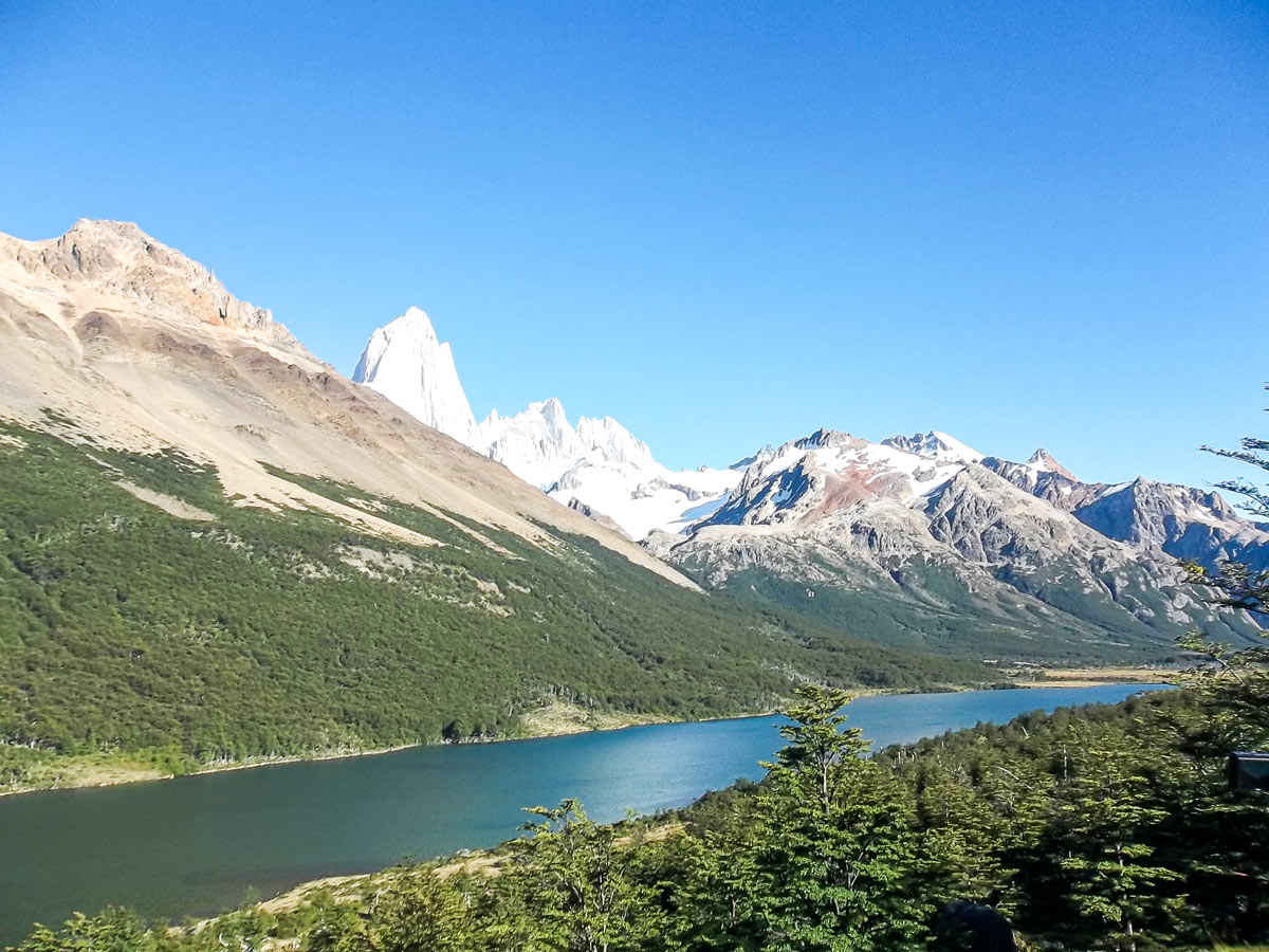 Fitz Roy Glacier Perito Moreno Trek includes visiting Madre and Hija Lagoons