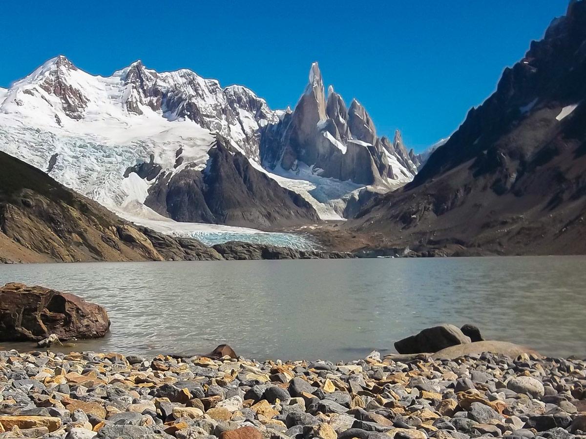 Laguna Torre in Argentina Patagonia
