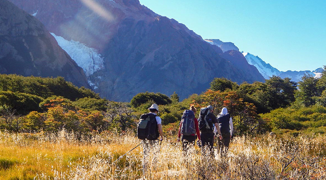 Guided Patagonia Trekking
