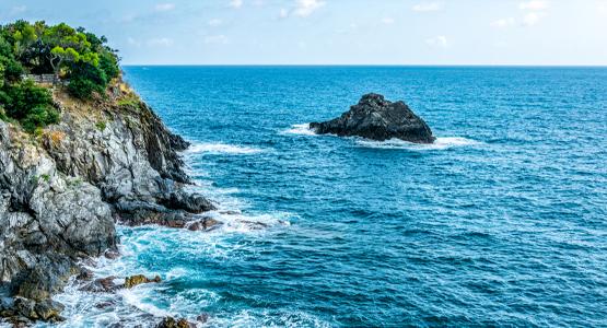 Cinque Terre Portofino to Porto Venere Trek