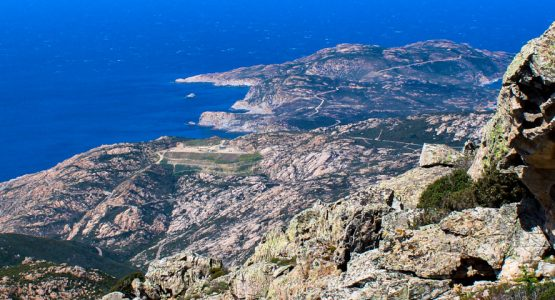 Corsica's Mountains and Sea Walking Tour