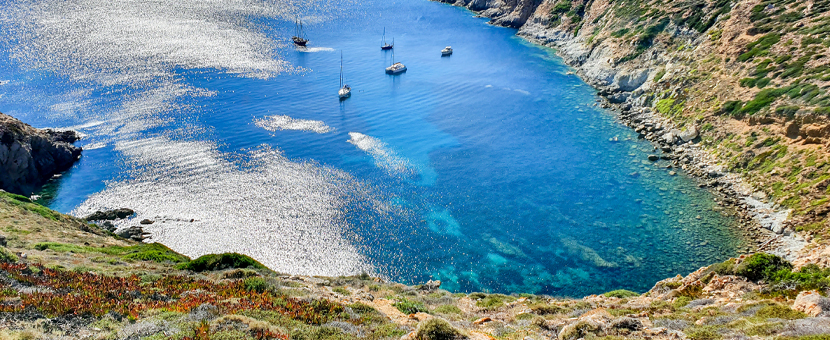 Corsica's Mountains and Sea Walking Tour