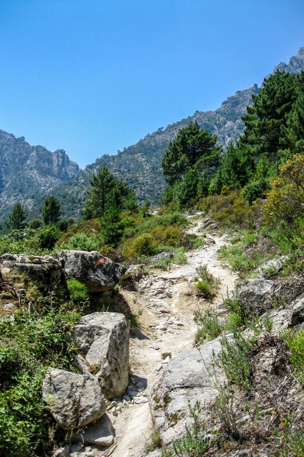 Mare a Mare North self guided trek in Corsica Island